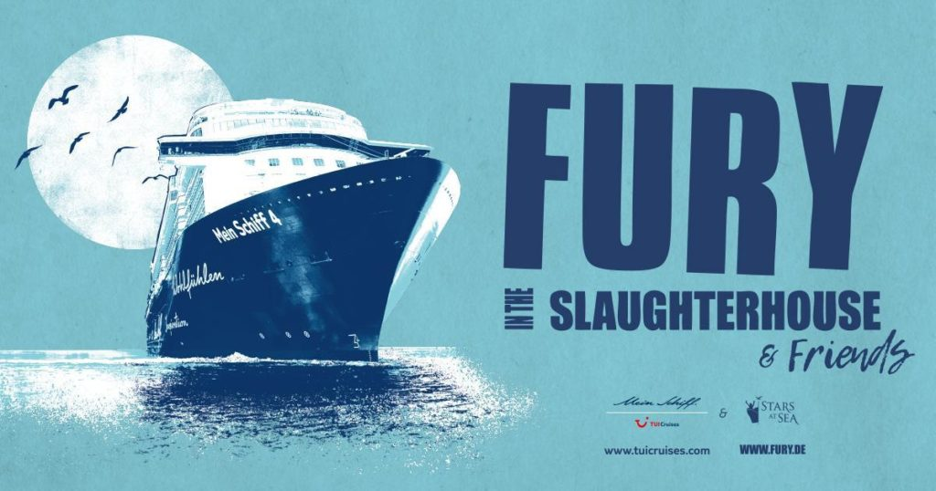 Fury-Cruise die 2te geht wieder los!
