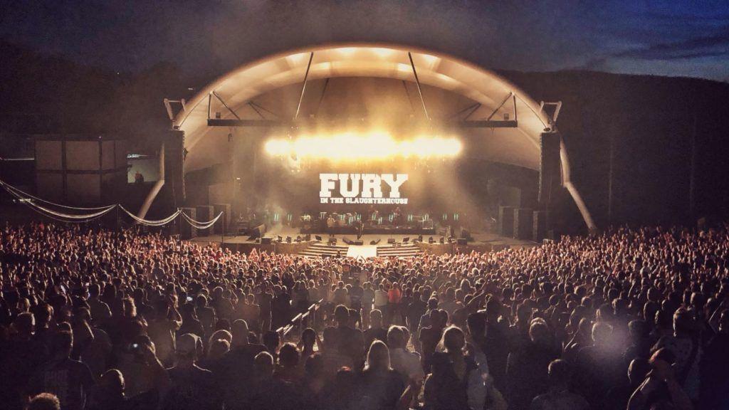 Fury beim Summer's Tale